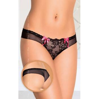 SoftLine Collection Panties 2410 black figi