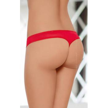 SoftLine Collection Panties 2400 red stringi