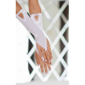 SoftLine Collection Gloves 7710 white rękawiczki