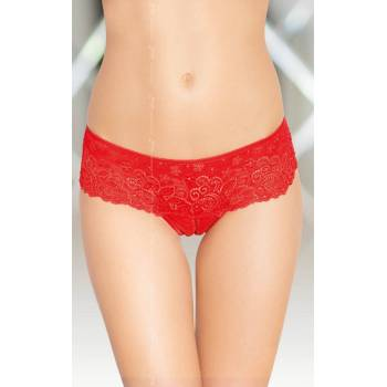 SoftLine Collection Panties 2390 red szorty