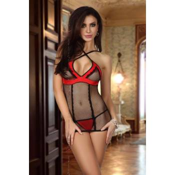 Beauty Night Heather babydoll komplet