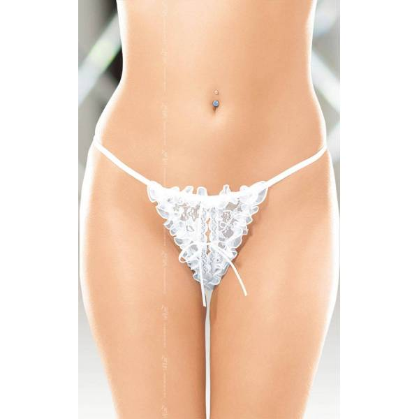 SoftLine Collection String 2282 white stringi