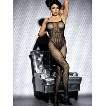 Obsessive Bodystocking F202 black