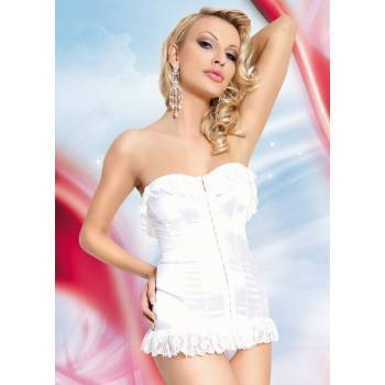 SoftLine Collection xIria white 1740 gorset i stringi