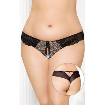 SoftLine Collection G-string 2435 Plus Size panther figi