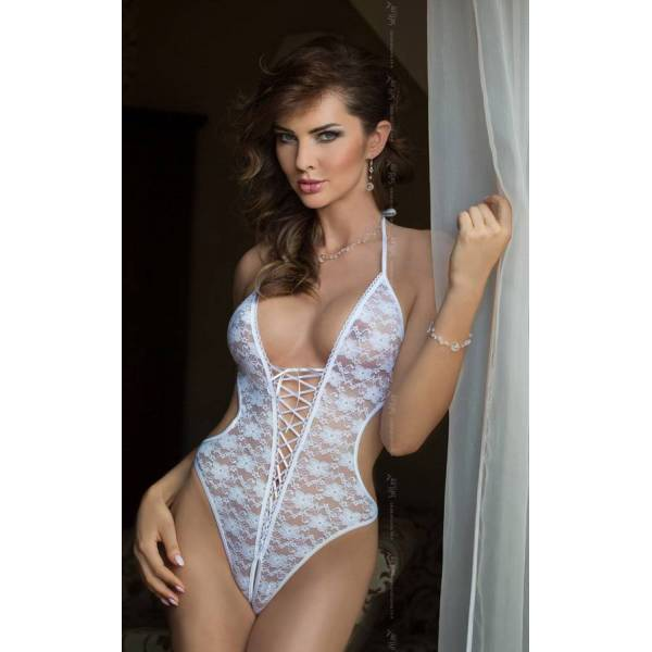 SoftLine Collection Maya white 1514 body erotyczne