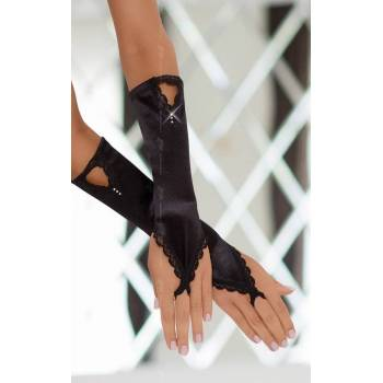 SoftLine Collection Gloves 7710 black rękawiczki