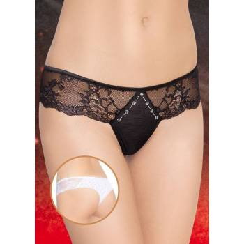 xPanties 2396 SoftLine Collection białe szorty