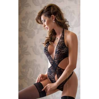 SoftLine Collection Silvia 1786 black body erotyczne