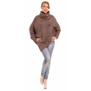LS156 cappuccino sweter