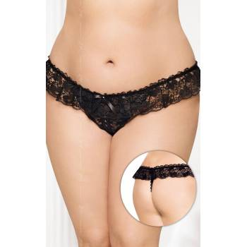 G-string 2432 - Plus Size - black