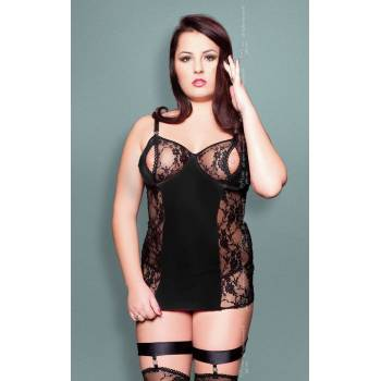 Nora - Plus Size - black