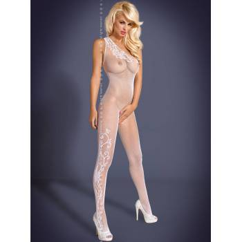 Bodystocking F203 white