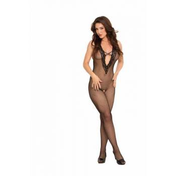 Ligia - Black 6297 bodystocking