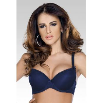 MARINE biustonosz 2031 Blue push-up kopa