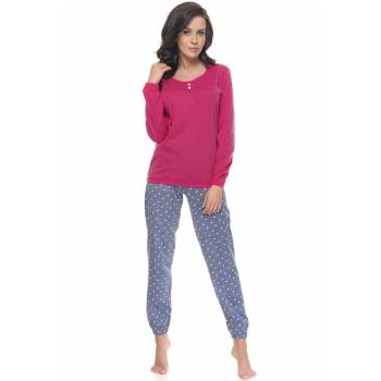 Dn-nightwear PM9089 piżama