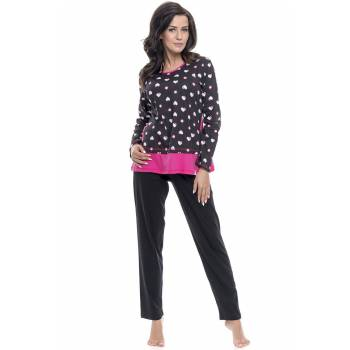 Dn-nightwear PM9075 piżama