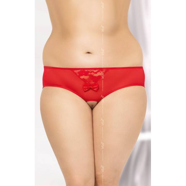String 2466 Plus Size - Red