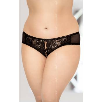 String 2469 Plus Size - Black