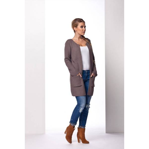Sweter cappuccino LS150